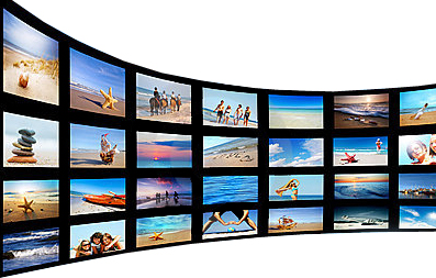 About Visual Displays - Flat Panel Electronic Displays